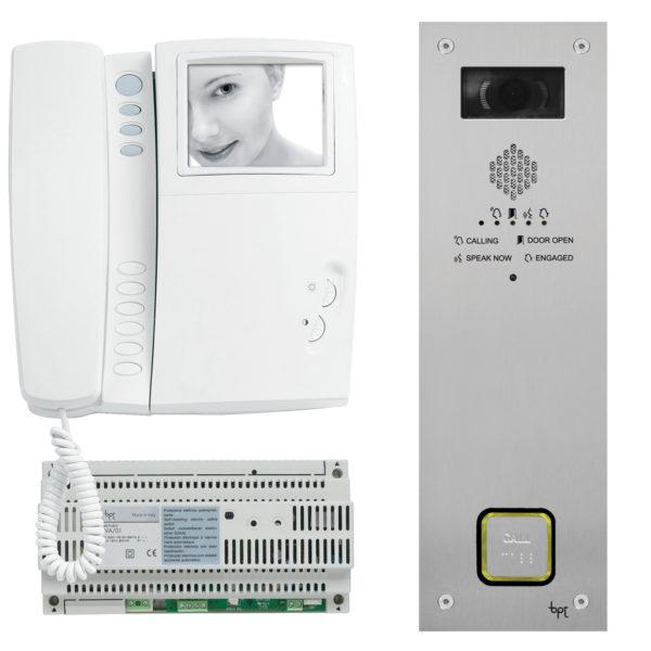 BPT DDA Mono Video Kit System X1
