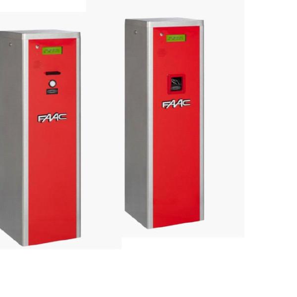 FAAC PARKPLUS Ticket dispenser column