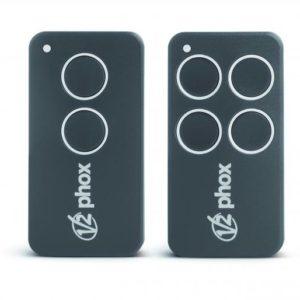 2 & 4 Button