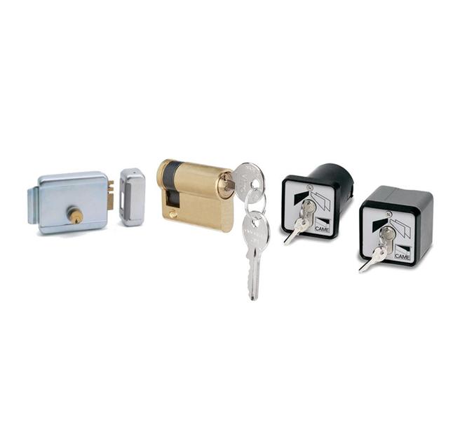 Manual Lock