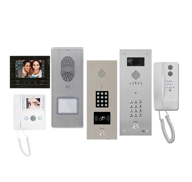 Audio & Video Intercoms