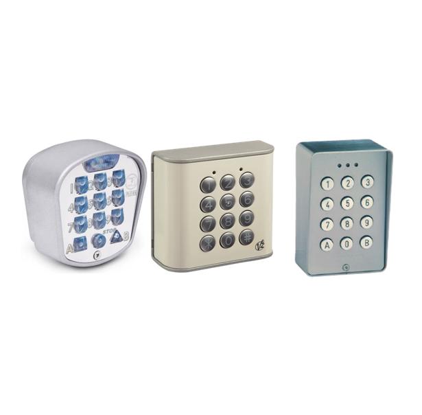 Keypads/Codelocks/Digipads